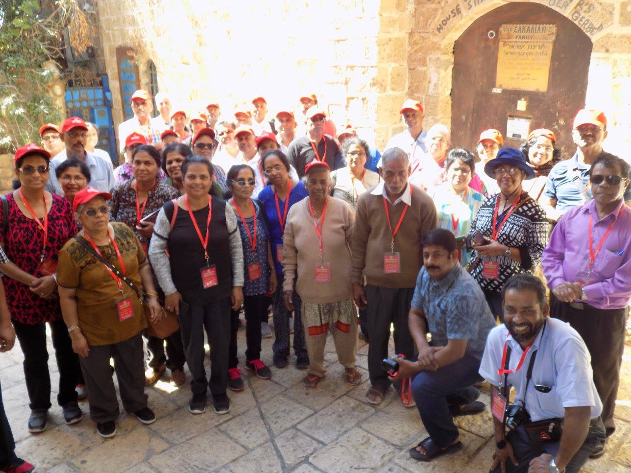 GJ Vacations Holy Land Tour